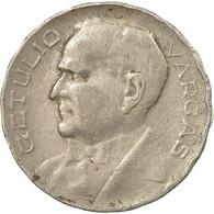 Monnaie, Brésil, 300 Reis, 1940, TB+, Copper-nickel, KM:546 - Brazil
