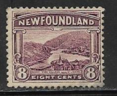 Newfoundland, Scott # 137 Used Quidi Vidi, Near St. Johns, 1923 - Newfoundland