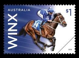 Australia 2018 Mih. 4829 Fauna. Horse Winx MNH ** - 2010-... Elizabeth II