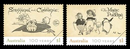 Australia 2018 Mih. 4831/32 Children's Bush Classics. Iconic Australian Children's Novels MNH ** - 2010-... Elizabeth II