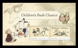 Australia 2018 Mih. 4831/32 (Bl.438) Children's Bush Classics. Iconic Australian Children's Novels MNH ** - 2010-... Elizabeth II