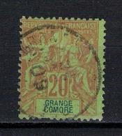 GRANDE COMORE    N°  YVERT  :    7    OBLITERE     (OB  3/03 ) - Gebraucht