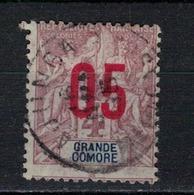 GRANDE COMORE    N°  YVERT  :   21    OBLITERE     (OB  3/03 ) - Gebruikt