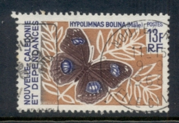 New Caledonia 1967-68 Insects, Butterflies 13f FU - New Caledonia