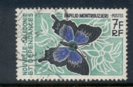 New Caledonia 1967-68 Insects, Butterflies 7f FU - New Caledonia
