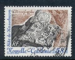 New Caledonia 1990 Petroglyphs 58f FU - New Caledonia