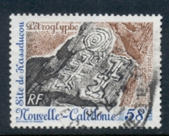 New Caledonia 1990 Petroglyphs 58f FU - Used Stamps