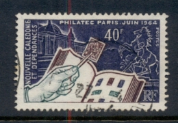 New Caledonia 1964 Stamp Day FU - New Caledonia