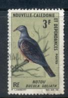 New Caledonia 1966 Birda 3f FU - New Caledonia