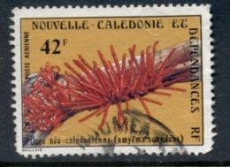 New Caledonia 1978 Marine Life FU - New Caledonia