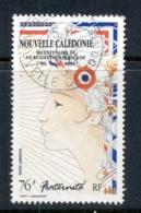 New Caledonia 1989 French Revolution Bicentenary 76f FU - New Caledonia