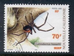 New Caledonia 1999 Insects, Spiders 70f FU - Neukaledonien
