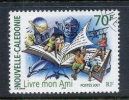 New Caledonia 2001 Literacy Campaign FU - New Caledonia