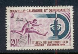 New Caledonia 1966 South Pacific Games, Hurdling FU - New Caledonia