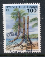 New Caledonia 1999 Musical Instruments 100f FU - New Caledonia