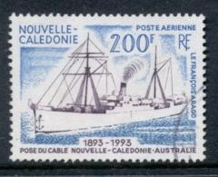 New Caledonia 1993 Telephone Cable Laying Ship FU - New Caledonia
