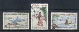 New Caledonia 1962 Fishing & Sailing FU - New Caledonia