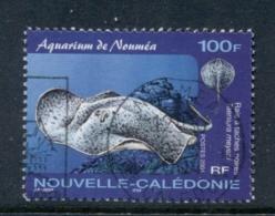 New Caledonia 2004 Marine Life, Rays (1/3) FU - New Caledonia