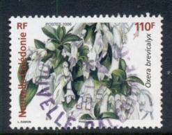 New Caledonia 2006 Creeper Flowers (1/3) FU - New Caledonia