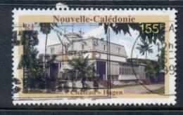 New Caledonia 1999 Chateau Hagen FU - New Caledonia