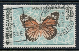 New Caledonia 1968 Insects, Butterflies 19f FU - New Caledonia