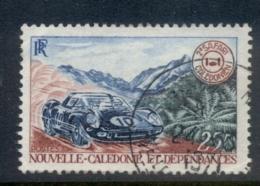 New Caledonia 1968 Automobile Safari FU - New Caledonia