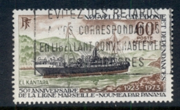 New Caledonia 1973 Steamship Marseilles To Noumea FU - New Caledonia