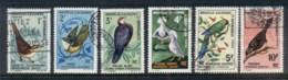 New Caledonia 1967-68 Birds FU - New Caledonia