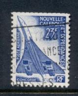 New Caledonia 1973 Concorde FU - New Caledonia