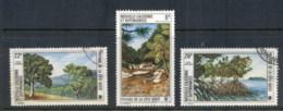 New Caledonia 1974 Landscapes FU - New Caledonia