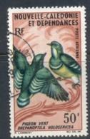 New Caledonia 1965 Birds 50f FU - New Caledonia