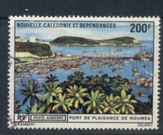 New Caledonia 1971 Port De Plaisance FU - New Caledonia