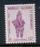 New Caledonia 1973 Tchamba Mask MUH - New Caledonia