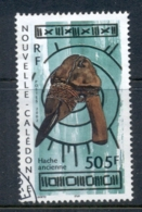 New Caledonia 2002 Ancient Hatchet FU - Usados