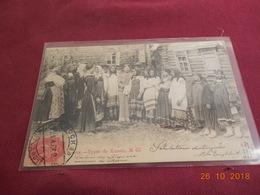 Carte Postale Ancienne De 1904 Avec Timbre Russe - Covers & Documents