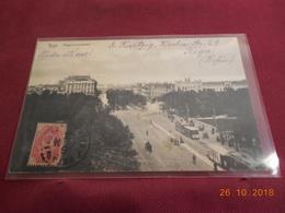 Carte Postale Ancienne De Riga De 1904 Avec Timbre Russe - 1857-1916 Empire