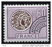 N° 140  Année 1976 Monnaie Gauloise, Valeur Faciale 0,60 F - Precancels
