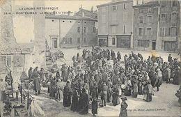 Montélimar (La Drôme Pittoresque) - Le Marché à La Volaille (place Du Marché) - Edition C. Artige - Montelimar