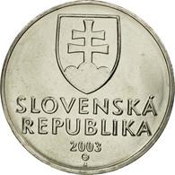 Monnaie, Slovaquie, 2 Koruna, 2003, SPL, Nickel Plated Steel, KM:13 - Slovaquie