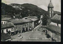 WC823 ROCCAMORFINA - VIA ROMA - Other Cities