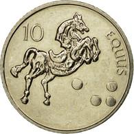 Monnaie, Slovénie, 10 Tolarjev, 2002, SPL, Copper-nickel, KM:41 - Slovénie