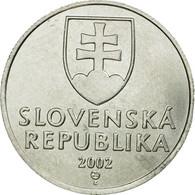 Monnaie, Slovaquie, 20 Halierov, 2002, SPL, Aluminium, KM:18 - Slovaquie