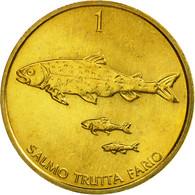 Monnaie, Slovénie, Tolar, 2000, SPL, Nickel-brass, KM:4 - Slovénie