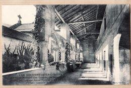 X73164 Collection GRIMAL - LE BOURGET-du-LAC Chateau Prieuré Des COMTES De SAVOIE Galerie MONTMAYEUR 1910s Etat PARFAIT - Le Bourget Du Lac