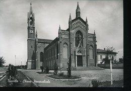 WC835 TRECELLA - CHIESA PARROCCHIALE - Italia