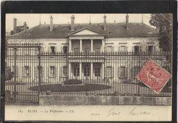 4191 .   BLOIS . LA PREFECTURE . LL.  (recto Verso)    ANNEE 1905 - Blois