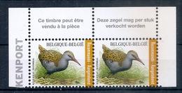 BELGIE * Buzin * Nr 4671  Franse + Vlaamse Tekst * Postfris Xx *  WIT  PAPIER - 1985-.. Oiseaux (Buzin)