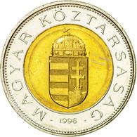 Monnaie, Hongrie, 100 Forint, 1996, Budapest, SUP, Bi-Metallic, KM:721 - Hongrie