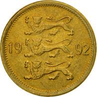 Monnaie, Estonia, 50 Senti, 1992, SUP, Aluminum-Bronze, KM:24 - Estonie