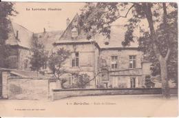 CPA - 4. BAR LE DUC école Du Château - Bar Le Duc